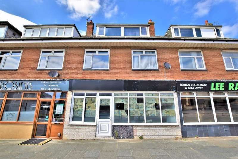 4 Bedrooms Terraced House for sale in Squires Gate Lane, Blackpool