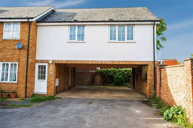 2 Bedrooms Flat for sale in High Street, Sandy, Bedfordshire
