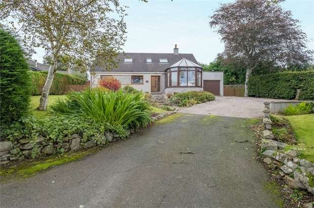 4 Bedrooms Detached Bungalow for sale in Durno, Durno, Inverurie, Aberdeenshire