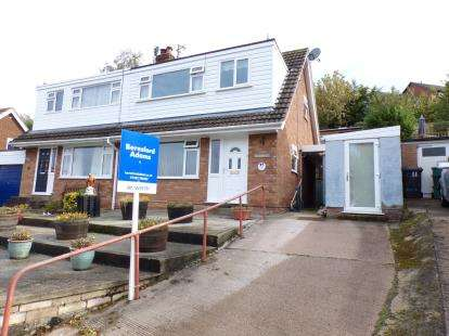 3 Bedrooms Semi Detached House for sale in Allt Y Coed, Conwy, Conwy, LL32