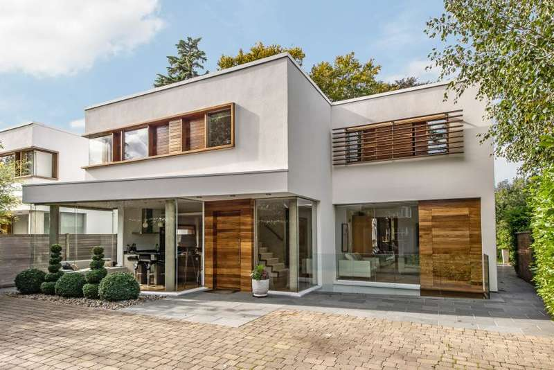 6 Bedrooms Detached House for sale in Ormond Crescent, Hampton, TW12