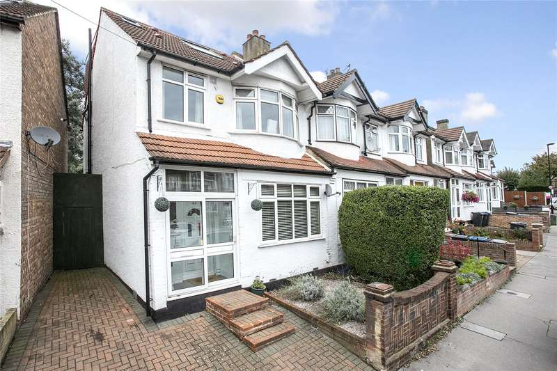 5 Bedrooms End Of Terrace House for sale in Waddon Park Avenue, Croydon