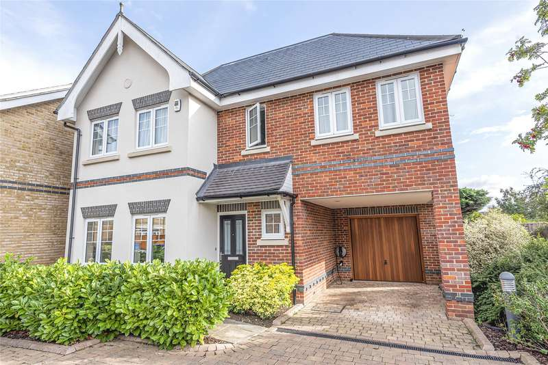5 Bedrooms Detached House for sale in Simpson Close, Maidenhead, Berkshire, SL6
