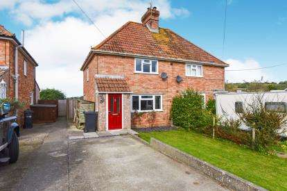 2 Bedrooms Semi Detached House for sale in West Chinnock, Crewkerne, Somerset