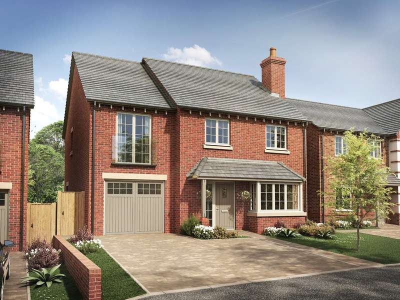4 Bedrooms Detached House for sale in Plot 23 Avon, Avon View, Welford On Avon