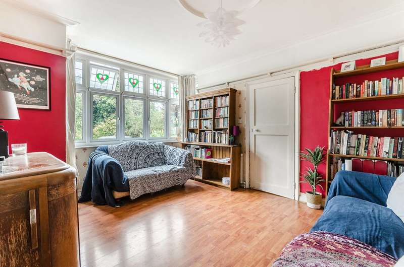 3 Bedrooms House for sale in Ridge Road, Mitcham, CR4