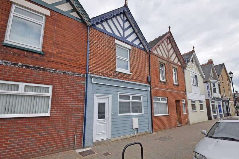 2 Bedrooms Terraced House for rent in Clarence Road, , East Cowes
