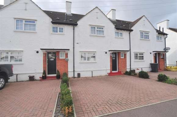 2 Bedrooms Terraced House for sale in Derwent Road, Henlow