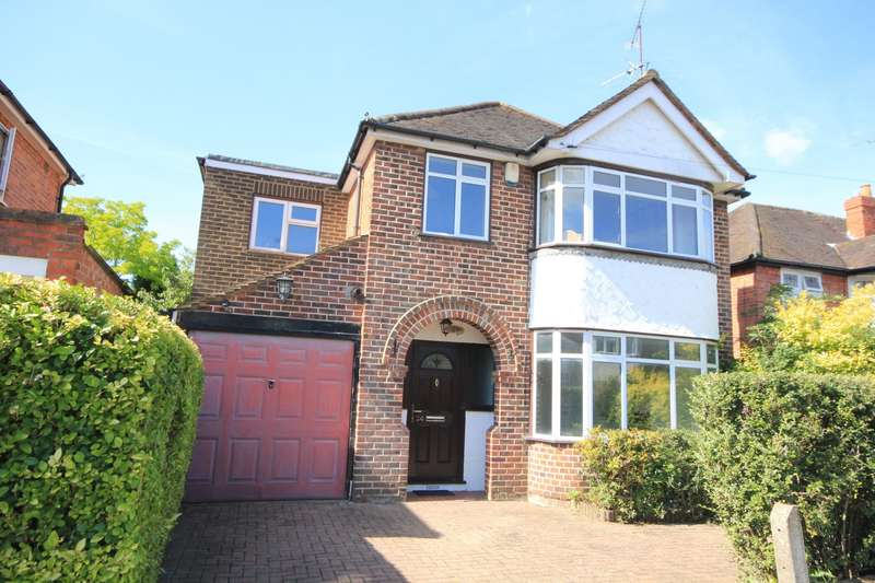 5 Bedrooms Detached House for sale in Eastcourt Avenue, Earley, Reading, RG6