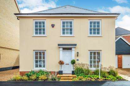 5 Bedrooms Detached House for sale in Sprowston, Norwich, Norfolk