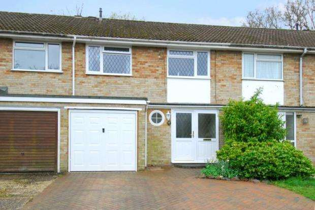 3 Bedrooms Terraced House for sale in Birchview Close, Yateley, Hampshire