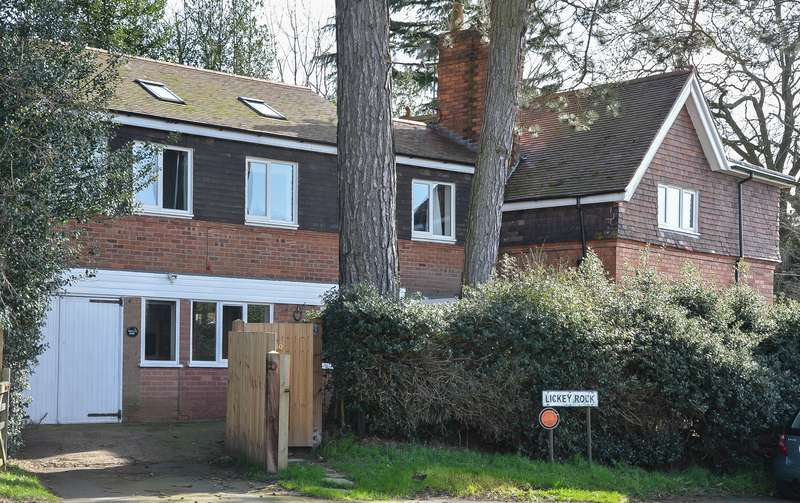 5 Bedrooms Detached House for sale in Lickey Rock, Marlbrook, Bromsgrove, B60