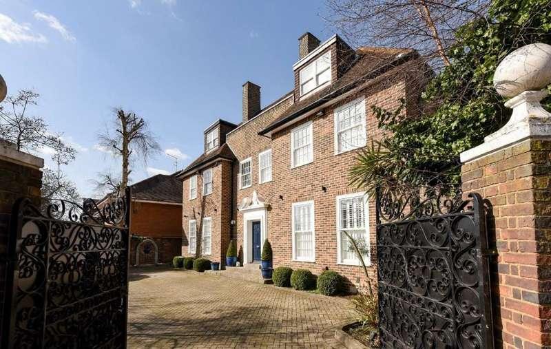 6 Bedrooms Detached House for rent in Platt's Lane Hampstead NW3