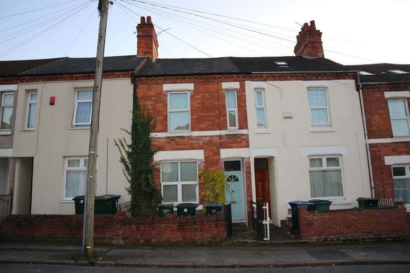 3 Bedrooms Terraced House for sale in 55 Waveley Road, Spon End, Coventry
