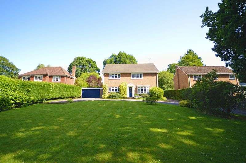 5 Bedrooms Property for sale in No Onward Chain - Wood Road, Hindhead