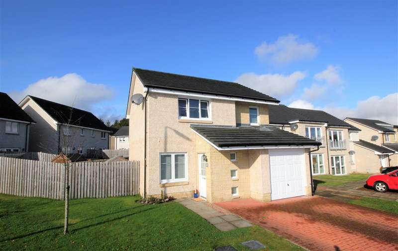 3 Bedrooms Detached House for sale in McKenna Ave, Stoneywood, Denny