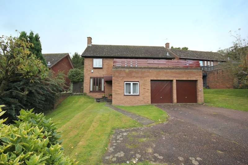 4 Bedrooms Detached House for sale in Bishops Close, Norwich, NR7