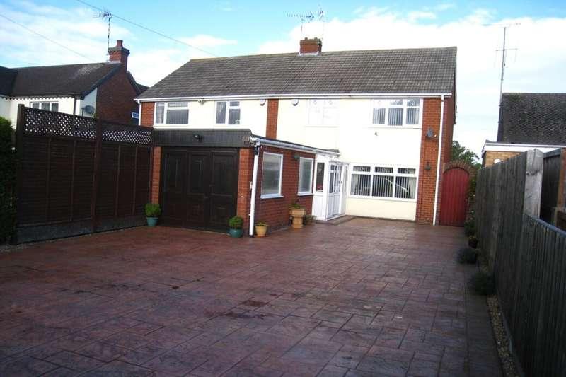 3 Bedrooms Semi Detached House for sale in Lentons Lane, Aldermans Green, Coventry, CV2