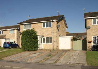 2 Bedrooms Semi Detached House for sale in Windermere Avenue, Dronfield Woodhouse, Dronfield, Derbyshire