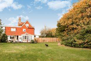 4 Bedrooms Detached House for sale in Union Street, Flimwell, Ticehurst, East Sussex