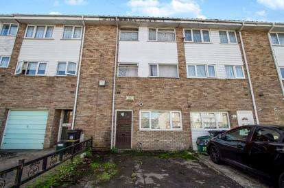 5 Bedrooms Terraced House for sale in Alcove Road, Fishponds, Bristol