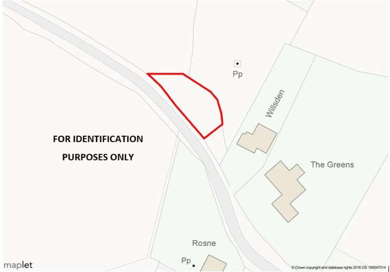 Land Commercial for sale in Land Off Sandy Lane, Fillongley, Coventry
