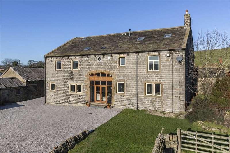 4 Bedrooms Barn Conversion Character Property for sale in Near Woodside Farm, Skipton Road, Kildwick