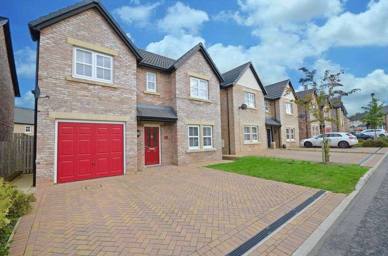 2 Bedrooms Property for sale in Cherry Tree Drive Stainburn, Workington
