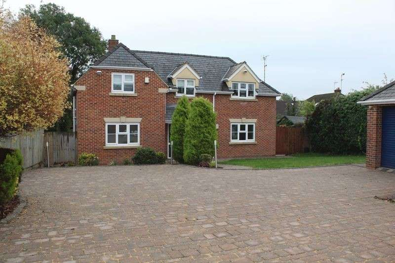 5 Bedrooms Detached House for sale in Sandfield Road, Churchdown, Gloucester, GL3