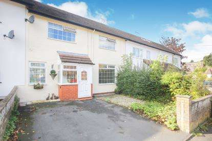 3 Bedrooms Terraced House for sale in Henbury Road, Handforth, Cheshire, .