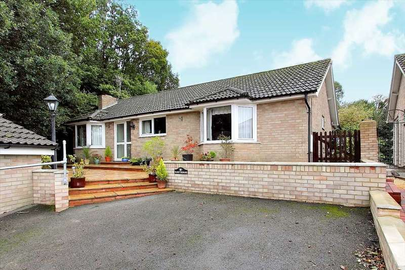 3 Bedrooms Bungalow for sale in Biddesden Lane, Ludgershall