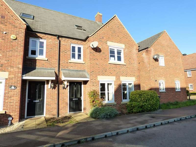 5 Bedrooms Semi Detached House for sale in Kingfisher Road, Wixams, Bedford, MK42 6AY