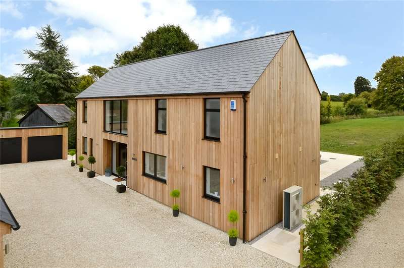 6 Bedrooms Detached House for sale in Over Wallop, Stockbridge, Hampshire, SO20
