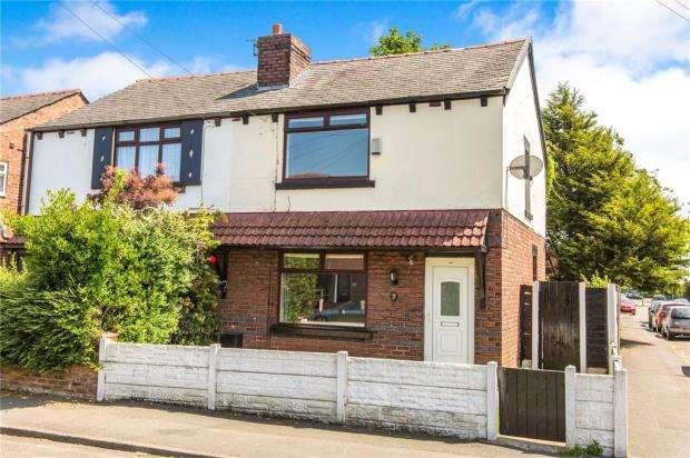 3 Bedrooms Semi Detached House for sale in New Street, Platt Bridge, Wigan