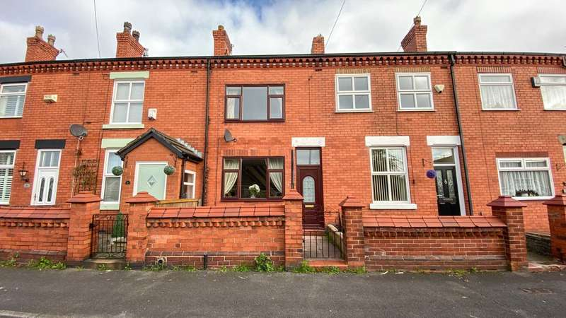 2 Bedrooms Terraced House for sale in Highfield Avenue, Golborne