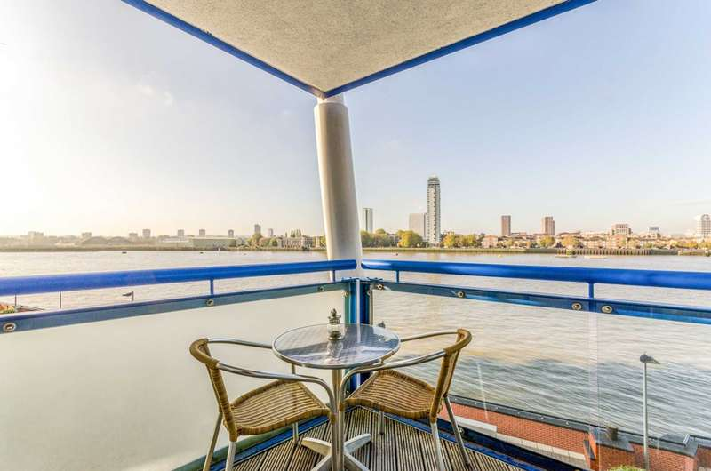 2 Bedrooms Flat for sale in Apollo Building, Isle Of Dogs, E14