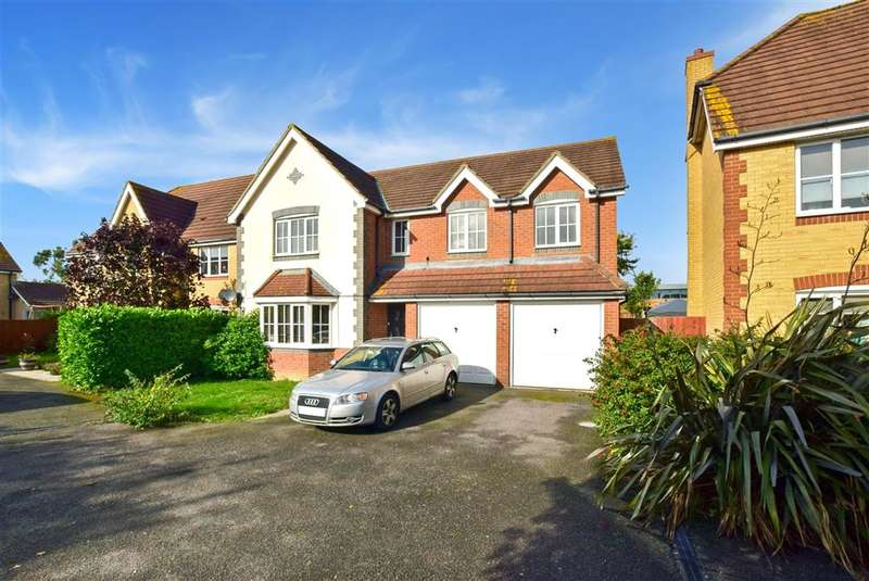 5 Bedrooms Detached House for sale in Willow Farm Way, , Broomfield, Herne Bay, Kent