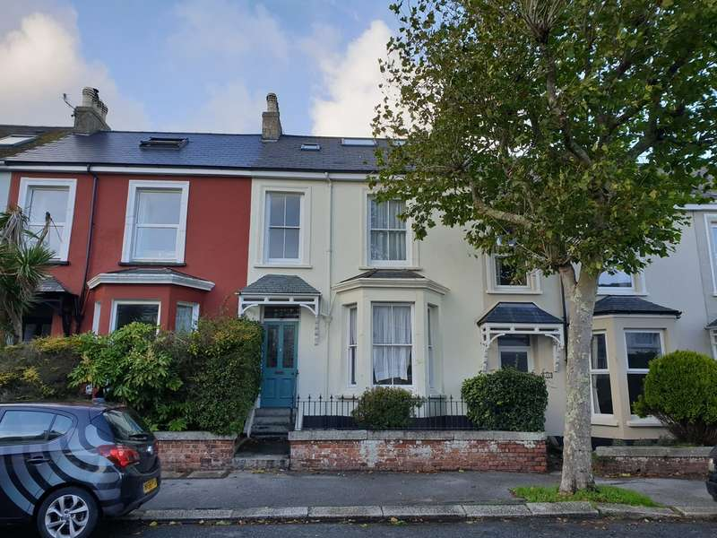 6 Bedrooms Terraced House for rent in Falmouth TR11