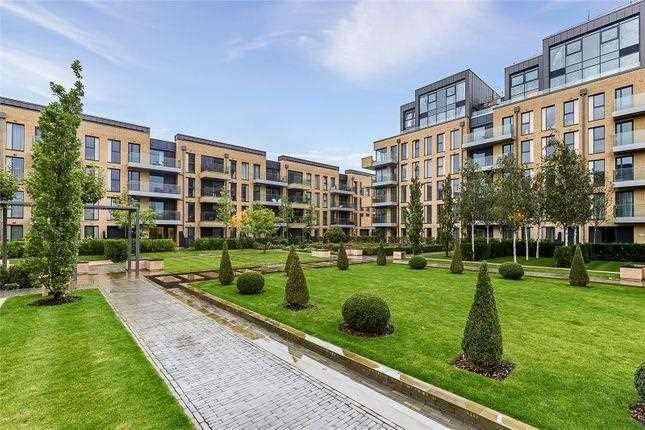 4 Bedrooms Apartment Flat for rent in Fulham Riverside Apartments Flat 18, 5 Central Avenue, Fulham