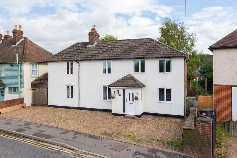 5 Bedrooms Detached House for sale in New Hythe Lane, Larkfield, Aylesford, ME20