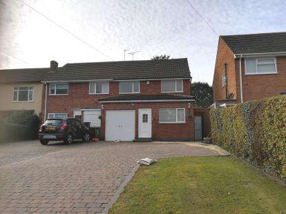 3 Bedrooms Semi Detached House for sale in Aqueduct Road, Shirley, Solihull, West Midlands