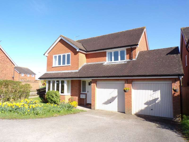 4 Bedrooms Detached House for sale in Spencer Gardens, Charndon