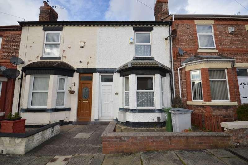 2 Bedrooms Terraced House for sale in Maybank Road, Birkenhead