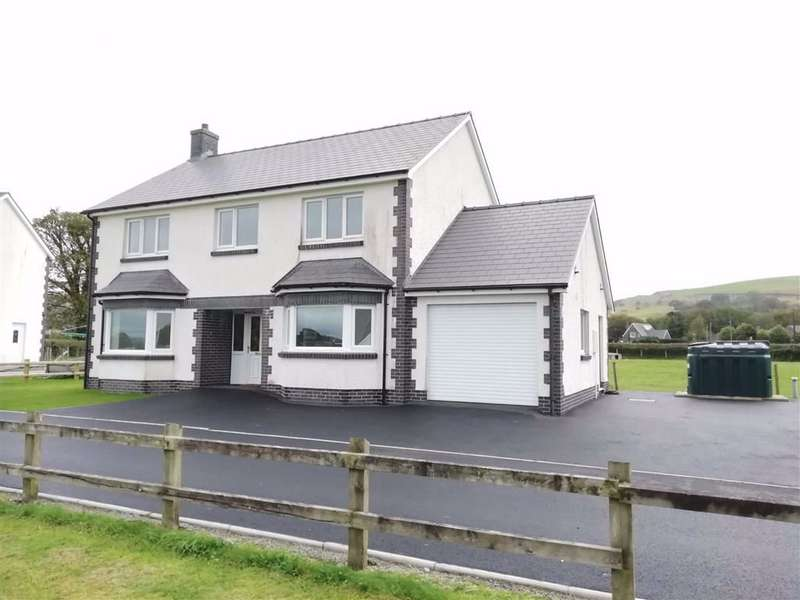 4 Bedrooms Detached House for sale in Tregaron