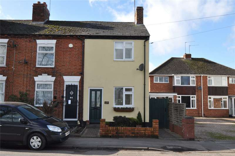 2 Bedrooms End Of Terrace House for sale in Alcester Road, Studley, Warwickshire, B80