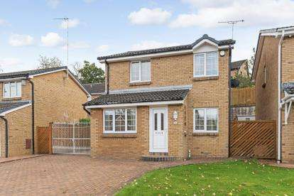 4 Bedrooms Detached House for sale in Clove Mill Wynd, Larkhall