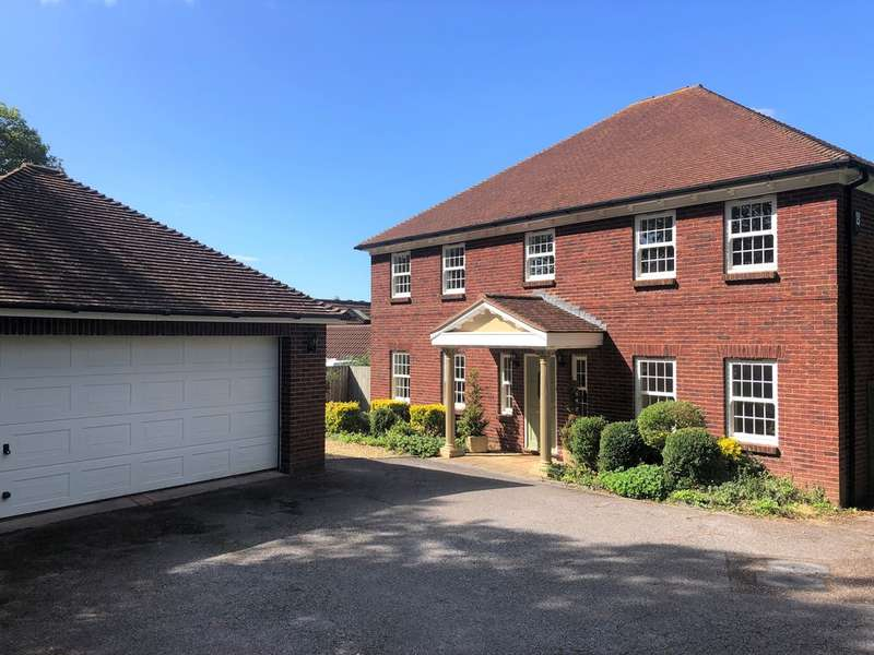 5 Bedrooms Detached House for sale in Exmouth