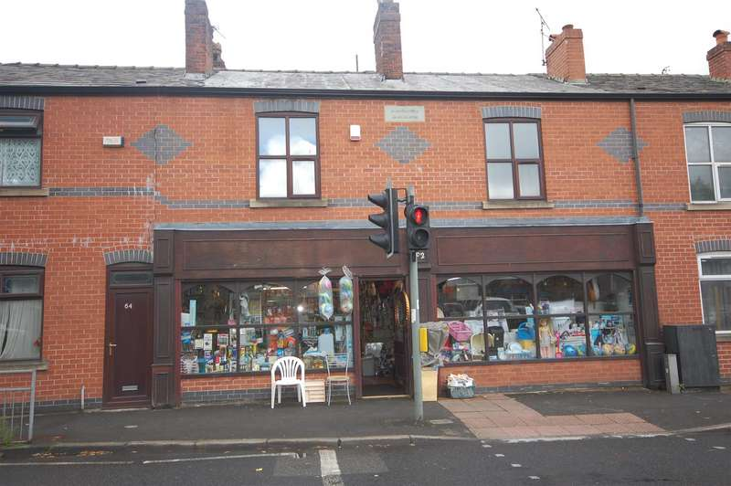 Shop Commercial for sale in Egerton Street, Farnworth, Bolton