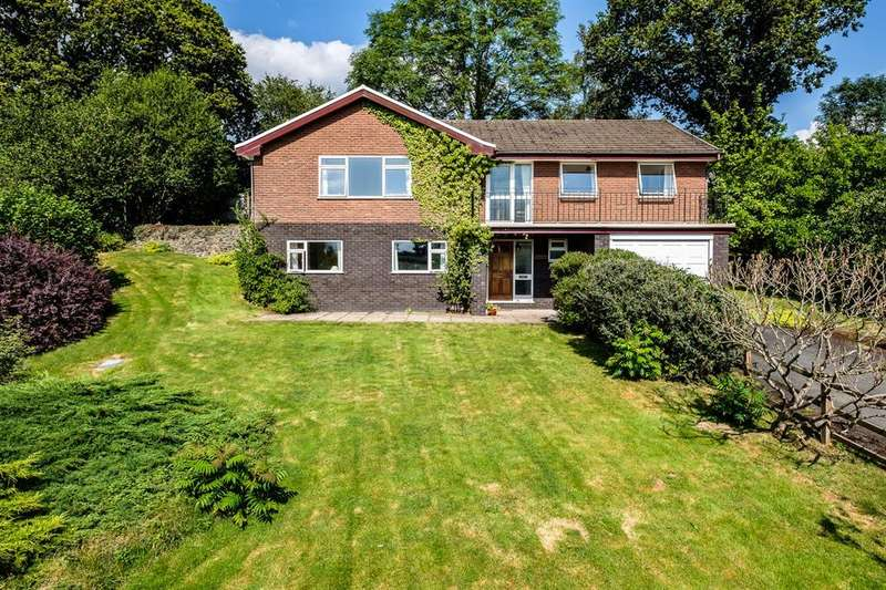 4 Bedrooms Detached House for sale in Park Lane, Llandrindod Wells, LD1 5NN