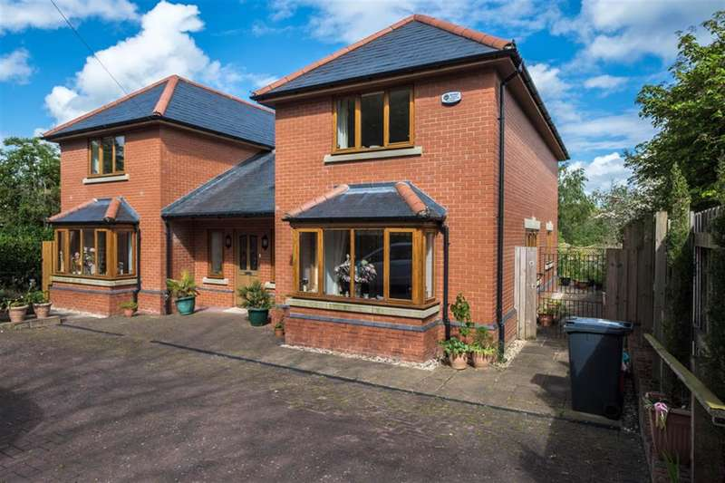 4 Bedrooms Detached House for sale in Tall Trees, Llanyre, Llandrindod Wells, LD1 6DY